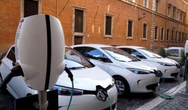 Великобритания может запретить продажи новых неэлектрических автомобилей начиная уже с2030 года