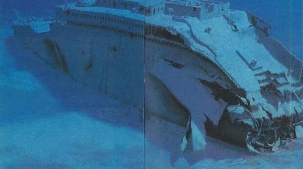 Суд в США разрешил разрезать Титаник