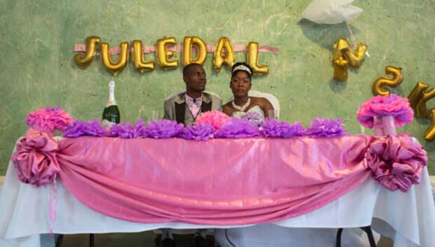 Блеск и нищета гаитянских свадеб