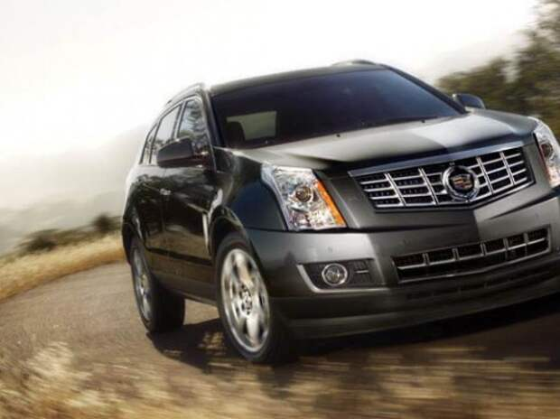 GM проверит 4,5 тыс. Cadillac SRX в России из-за проблем с подвеской
