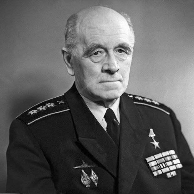 Отец военной кибернетики. Академик А. И. Берг
