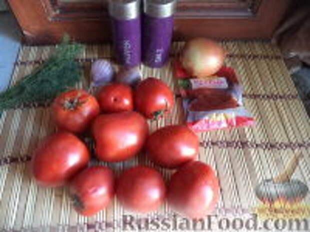 Фото приготовления рецепта: Салат «Шакарап» - шаг №1