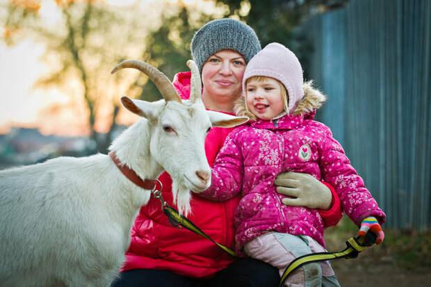 Из-за дочери я бросила престижную должность и стала успешным фермером
