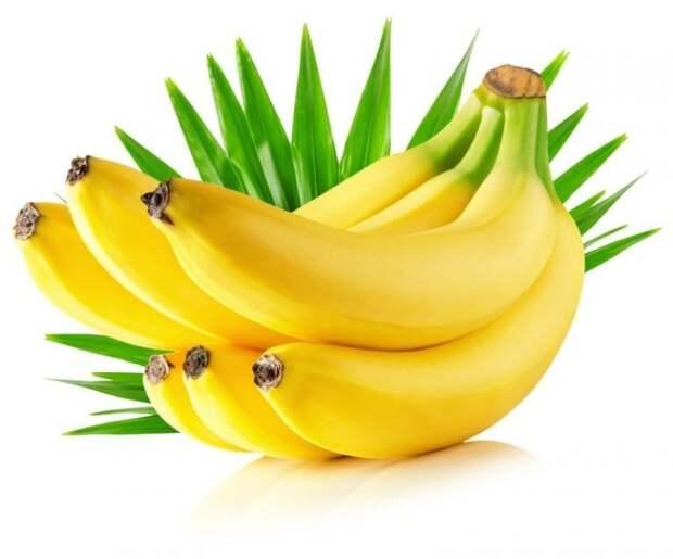 4. Бананы виагра, восстановление, здоровые, мужское здоровье, полезные продукты, потенция, продукты