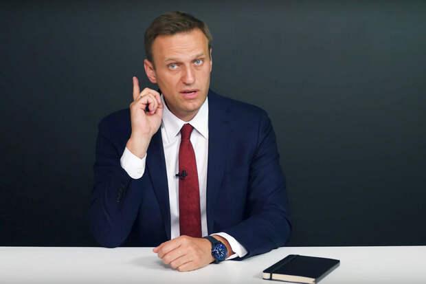 О сенсационной находке в теле Навального