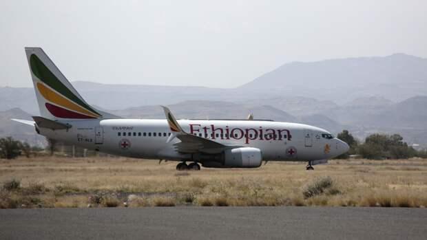 Ethiopian Airlines опровергает обвинения в перевозке оружия самолетами компании