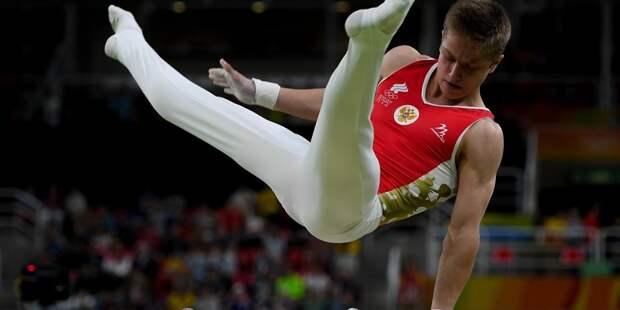 Российские гимнасты приступили к тренировкам после прибытия в Японию