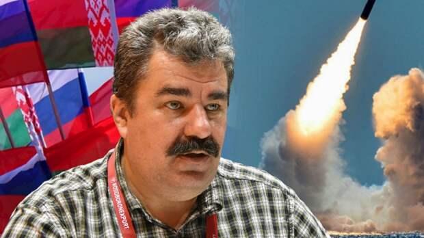 Леонков допустил применение ядерного удара России по НАТО для защиты Белоруссии