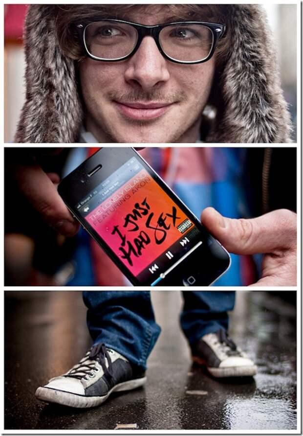 Stranger #6 (Part II): The way too honest Parisian, Montmartre -