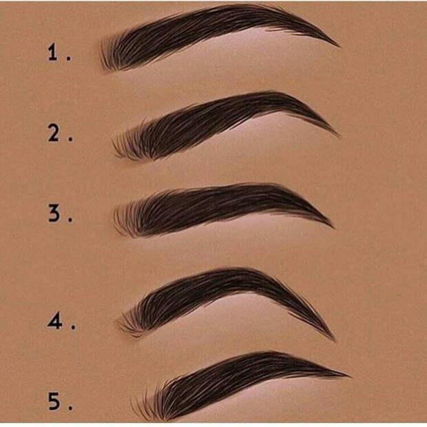 7 хитростей, как сделать красивые брови