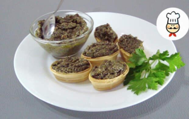 Тапенада - закуска на все случаи