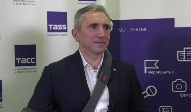 Губернатор Тюменской области рассказал одеятельности Западно-Сибирского НОЦ