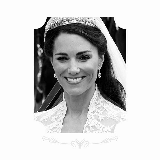 Кейт Миддлтон в тиаре Cartier