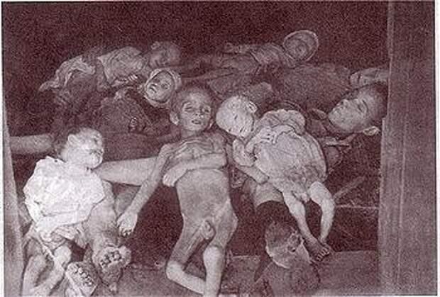 """Чем на самом деле является пресловутая  """"коллективизация"""". Голод в СССР"""