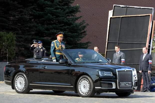 Против России ведётся «работа» по вмешательству извне, - Шойгу