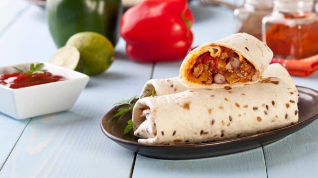 Рецепты от Маргариты Симоньян: буррито