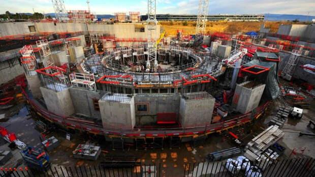 Когнитивный диссонанс не возникает? Россия поставила очередное оборудование для строительства термоядерного реактора