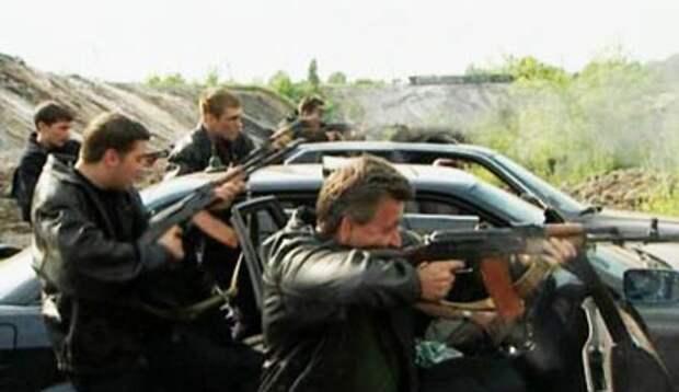 Кадр из сериала «Парни из стали»