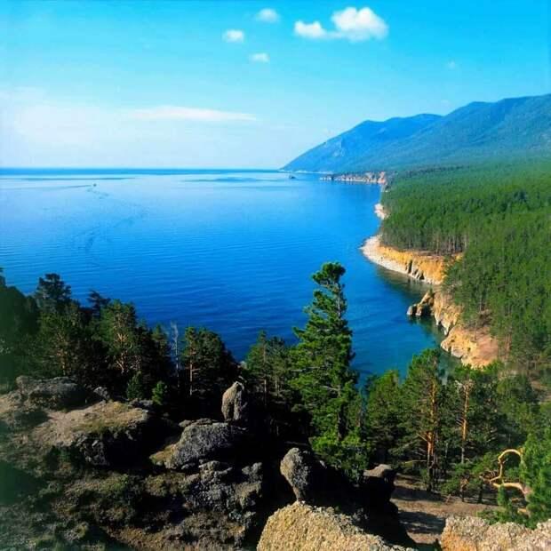 На Байкале надо уметь «договариваться» с духами