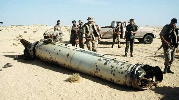 Россия захватила вСирии новейшую версию американской крылатой ракеты