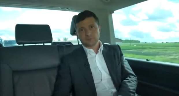 В «полной сраке»: Зеленский охарактеризовал ситуацию на Украине