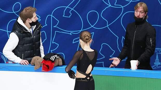 Бестемьянова: «От Трусовой ждали, что при Плющенко не будет только беготни за элементами. Но ничего не изменилось»