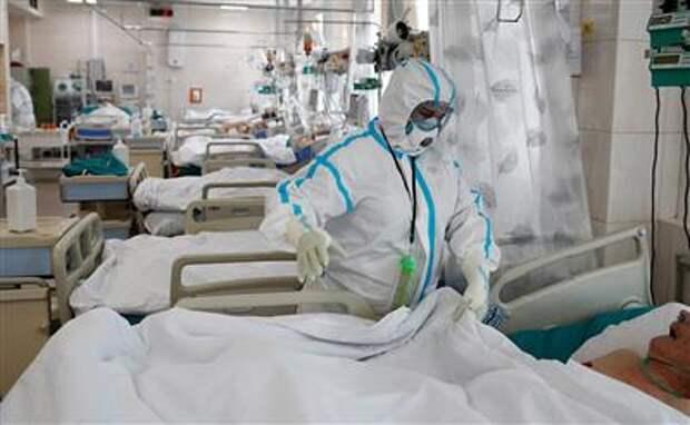 Пандемия COVID-19: Разведка США предоставила доклад о происхождении вируса