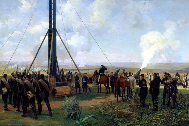 Тиски сомкнулись: как русские войска взяли Плевну в 1877 году