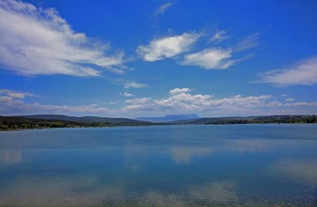 Запасов водохранилищ хватит Симферополю на три с половиной месяца