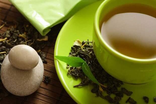 Рецепты против похмелья Китай – крепкий зеленый чай