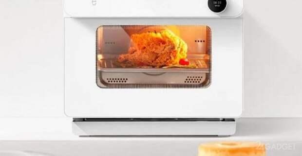 Xiaomi начинает краудфандинговую программу для умной духовки за 185 долларов