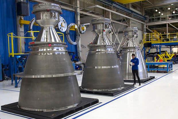 Двигатели Blue Origin