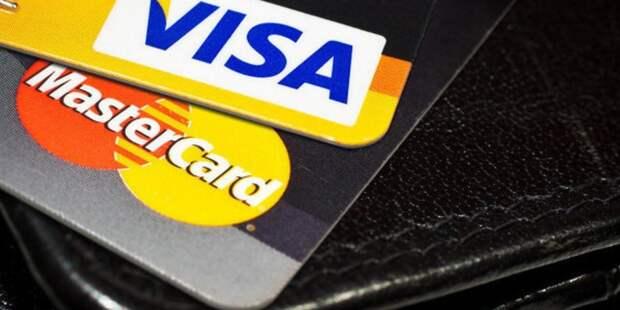 Visa и MasterCard могут «исчезнуть» в России
