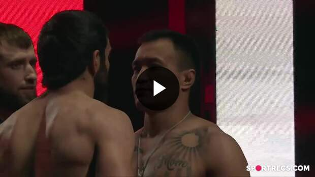 OCTAGON 18 FACE TO FACE