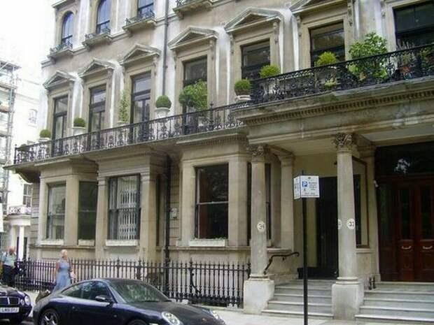 фото дома Авы Гарднер в Англии