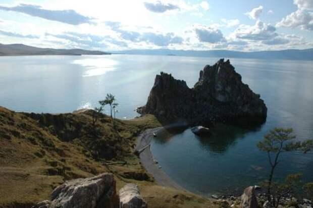 озеро Байкал остров Ольхон фото