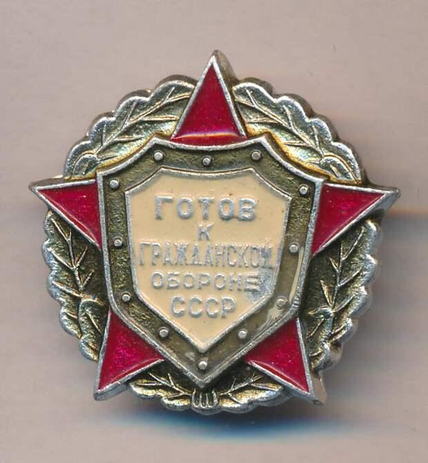 Образование в июле 1961 года Гражданской обороны (ГО СССР)
