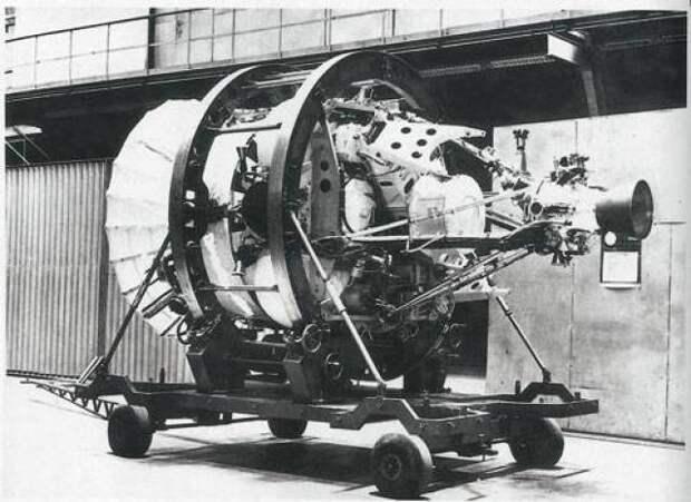 Орбитальные чистильщики