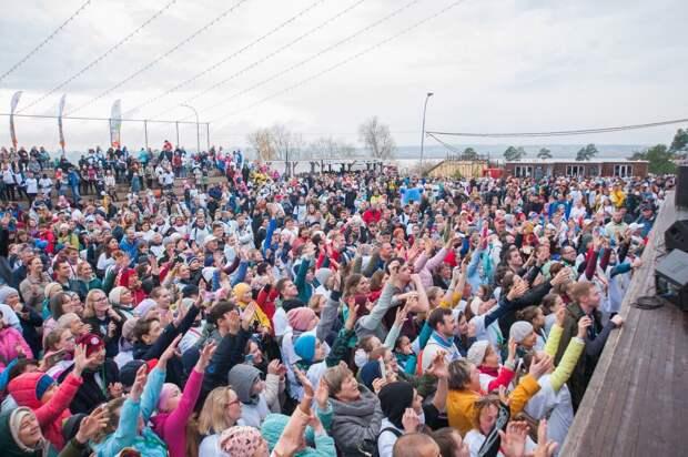 На фан-зоне парка Кирова в Ижевске отменили все массовые мероприятия