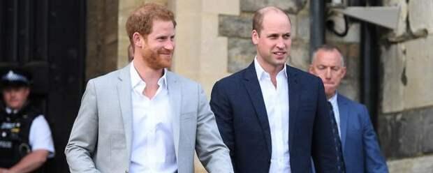 Принц Уильям с женой навестит брата в Калифорнии