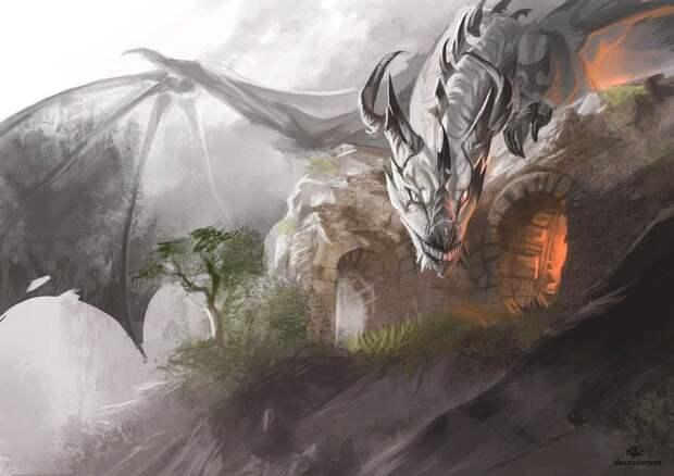 Власть дракона. Навстречу ветру. Глава 4