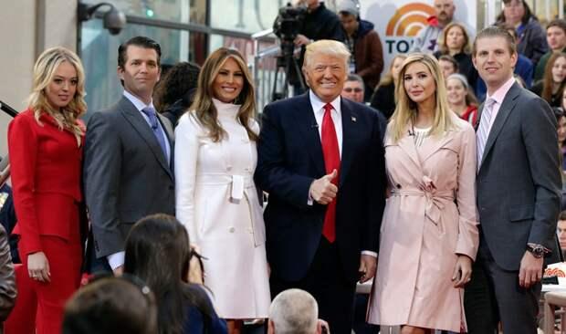 Дональд Трамп: история успеха