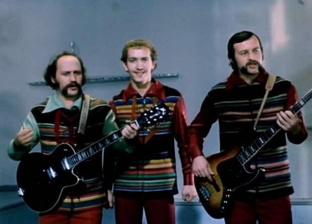 Как изменились участники группы «Песняры»