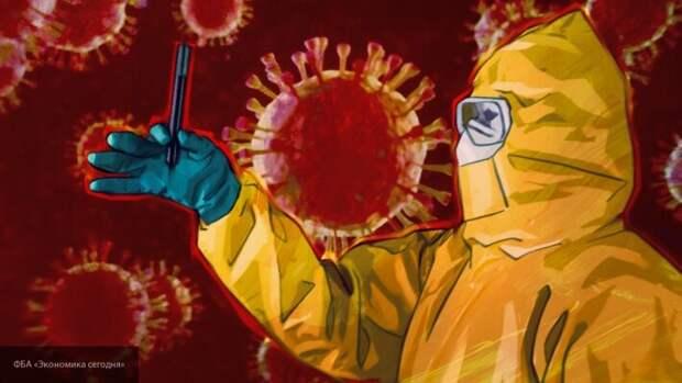 В России ученые полностью расшифровали первый геном коронавируса
