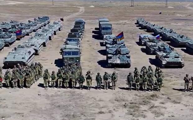 Война в Нагорном Карабахе выгодна лишь «третьей силе»
