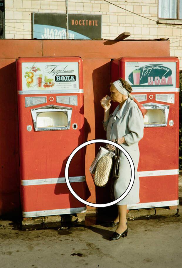 5 фактов об авоське, лучшем советском аксессуаре