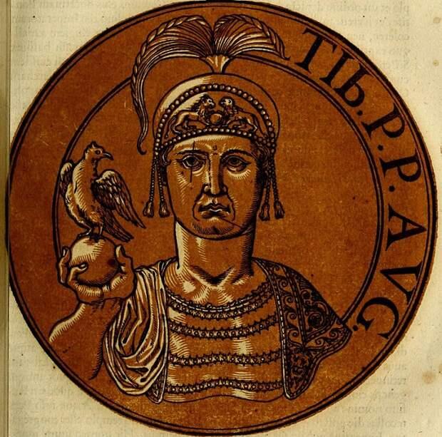 Тиверий III. Последний римский консул, византийский император, правивший в 698–705 годах / Источник: wikipedia