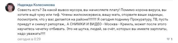 Жители Невского района уже хотят обращаться в прокуратуру из-за мусорных свалок