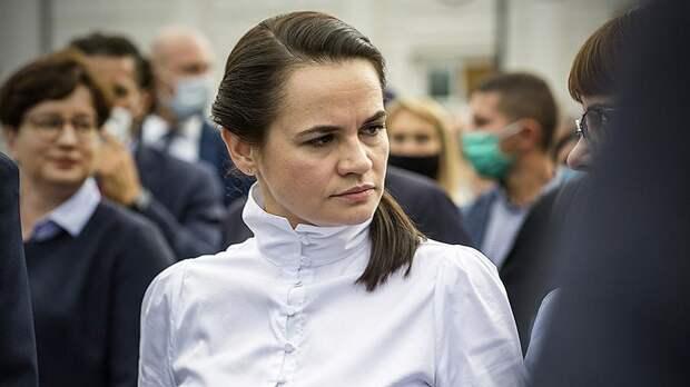 Тихановская просила Байдена о «самых сильных» санкциях против Лукашенко
