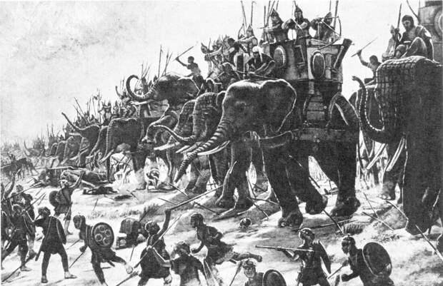 Карфаген - античная сверхдержава из Африки